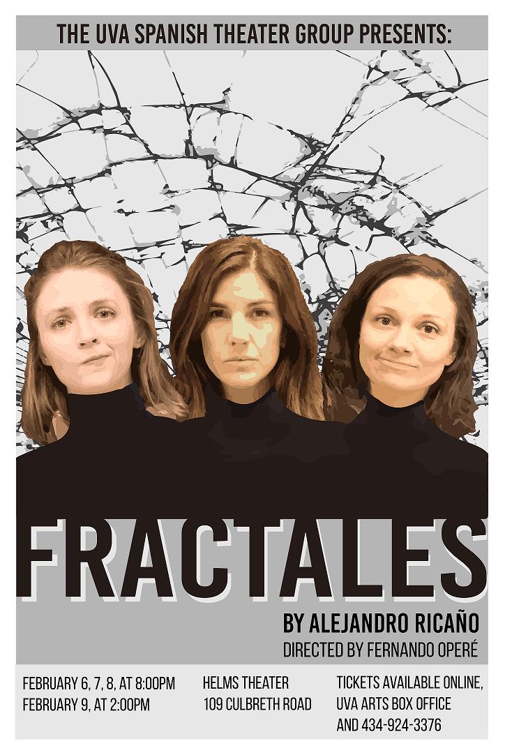 Fractales Poster