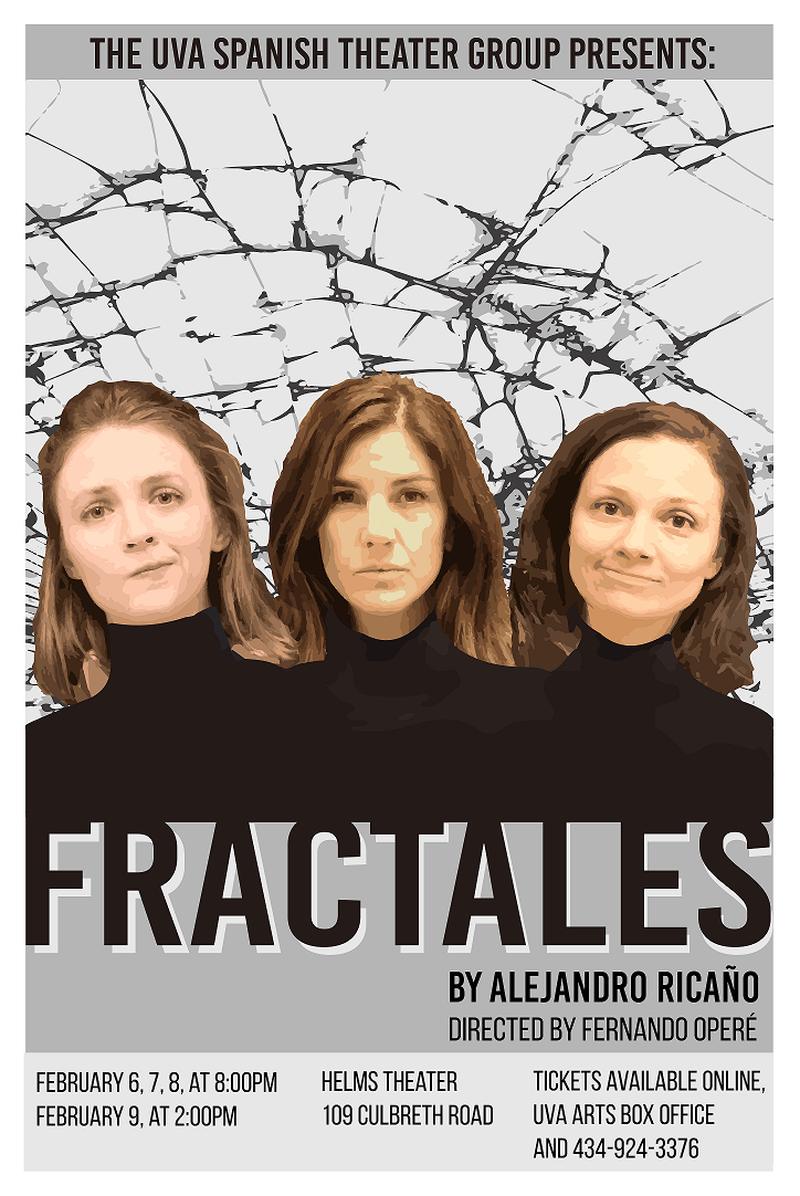 Fractakes Poster