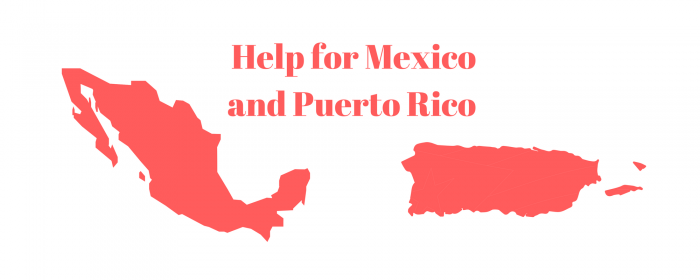 Help for the People of Mexico and Puerto Rico: UVa Multicultural Services