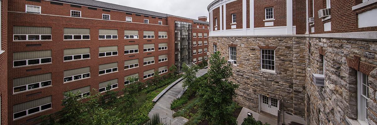 New Cabell Courtyard
