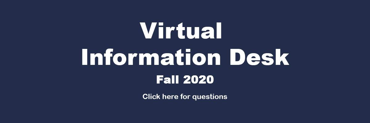 Virtual Informatin Help Desk Text