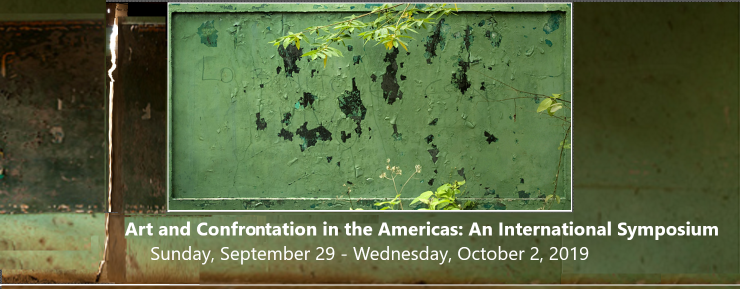 Art and Confrontation in the Americas